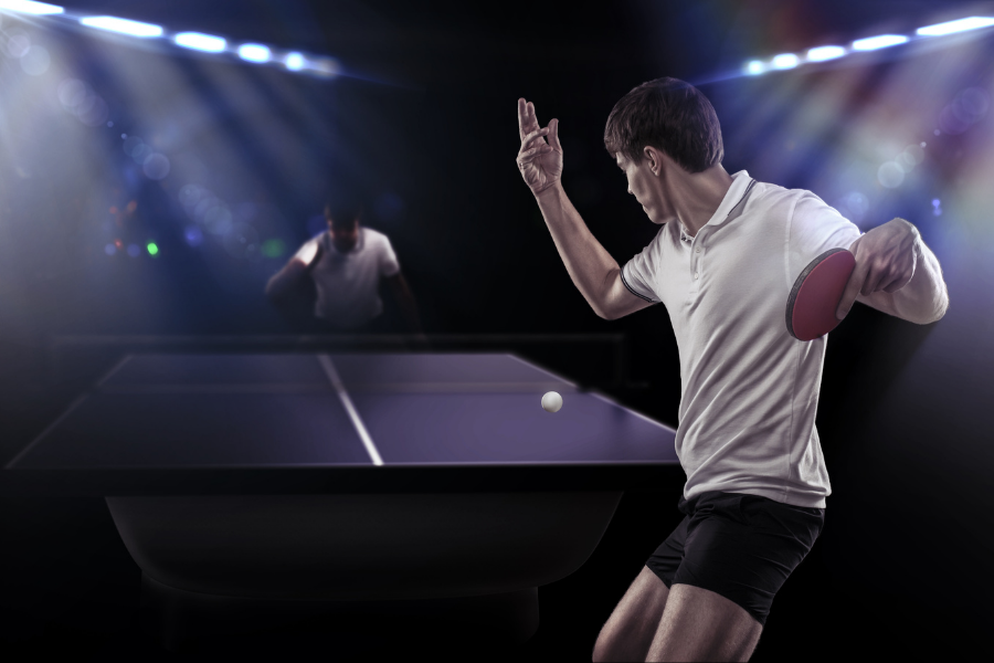 setka cup table tennis